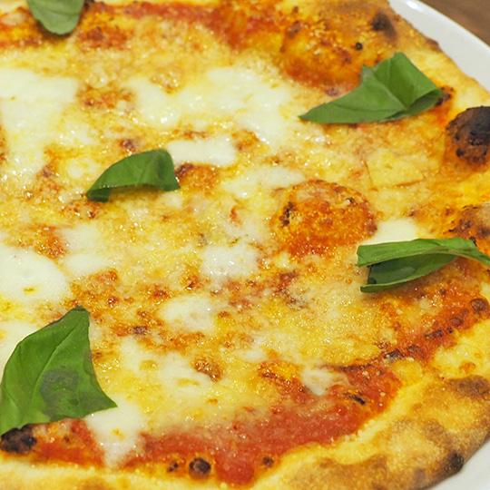 マルゲリータ ダブルチーズ